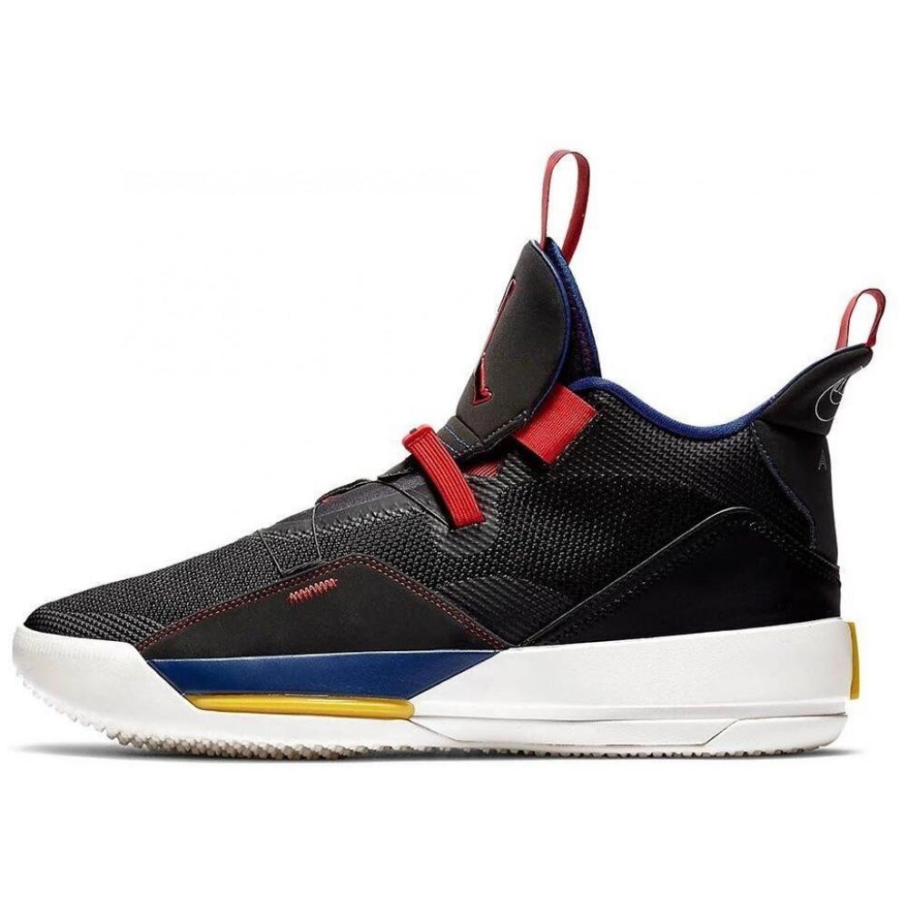 Демисезонные кроссовки мужские   - Баскетбольные кроссовки Air Jordan 33