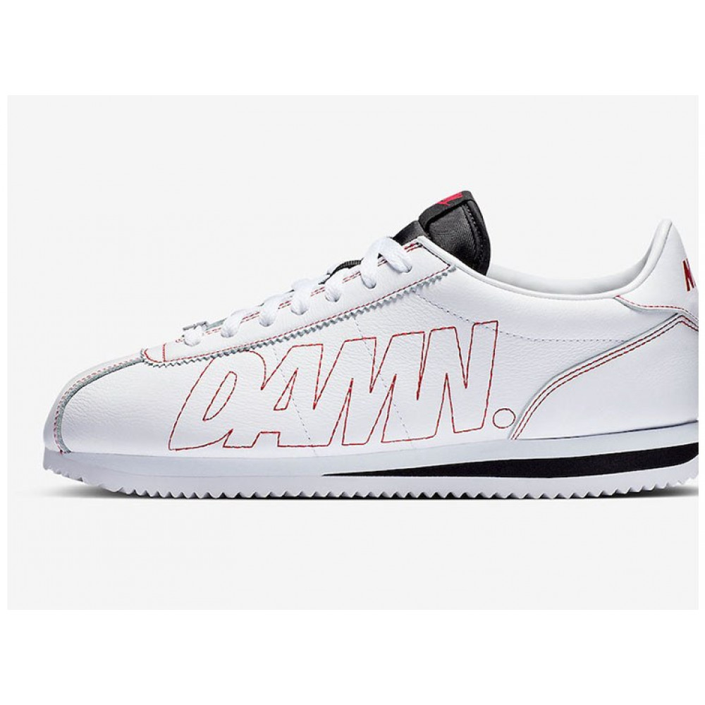 - Кроссовки Kendrick Lamar X Nike Cortez Kenny