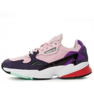 "Кроссовки Adidas Falcon W ""Pink/Purple/White"""