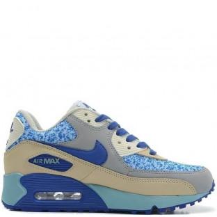 "Кроссовки Nike Air Max 90 ""Bright Blue Jade"""